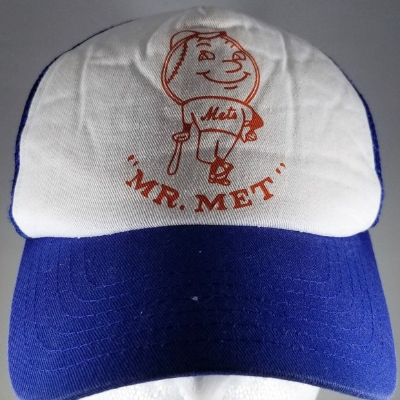 305be31f802bd American Needle Other - Vtg NY Mets